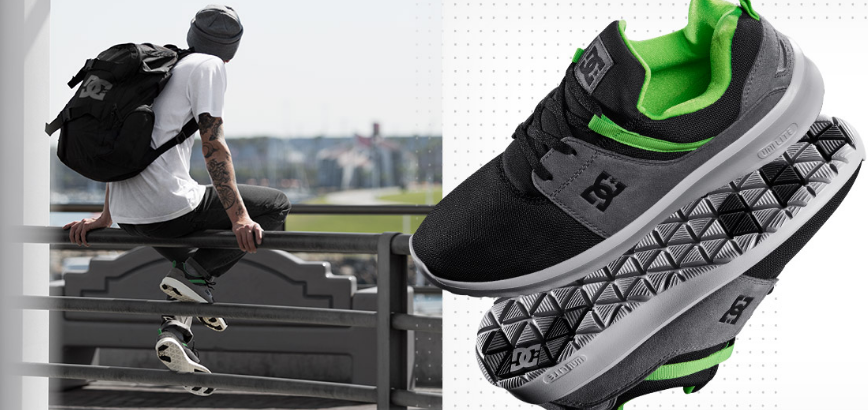 Акции DC Shoes в Юрге